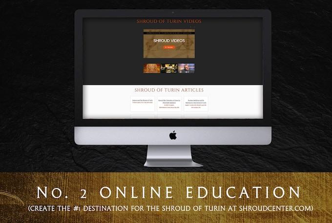 No. 2 | ShroudCenter.com Online Education