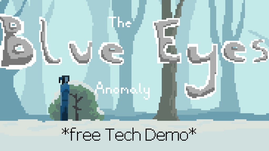 Project image for The Blue Eyes Anomaly (Canceled)