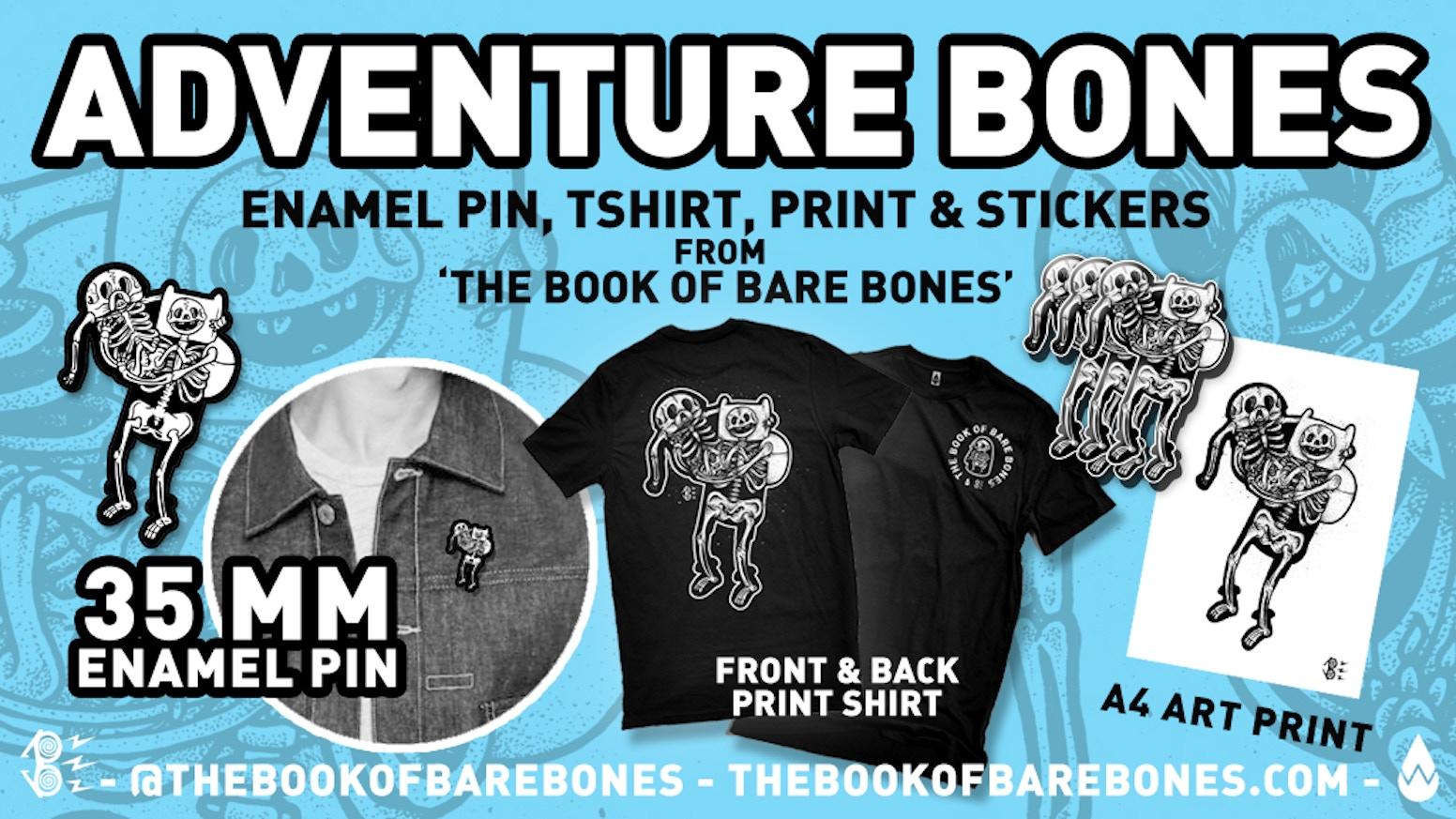 ADVENTURE BONES!