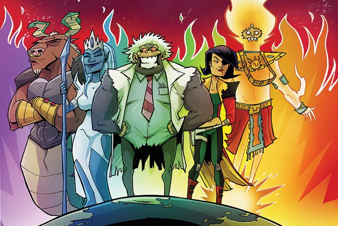 Supervillains