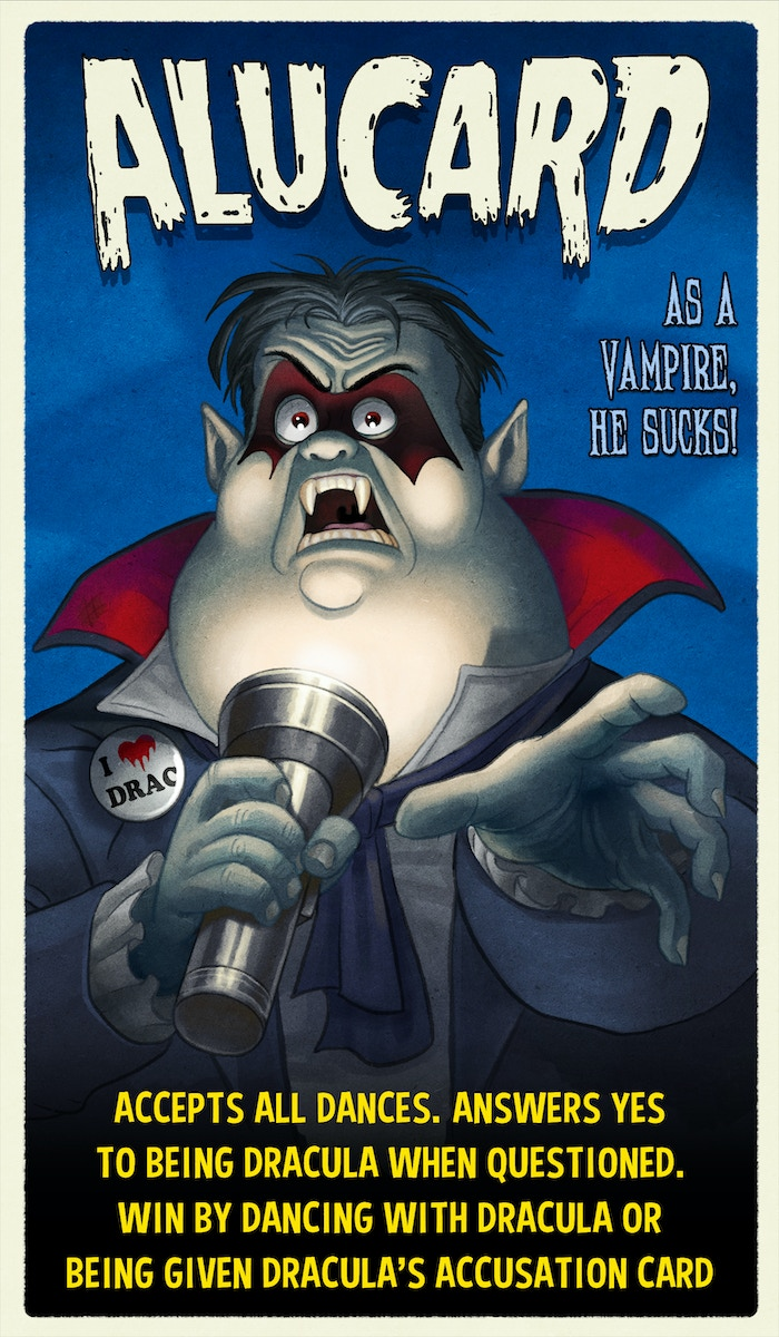 Project Updates for Dracula's Feast: A monstrous game of secrets and