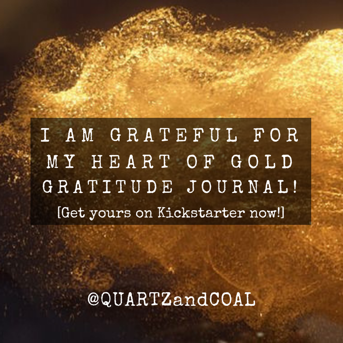 **Perfect for a facebook post or your Instagram feed! Share about the campaign + tag @QUARTZandCOAL and #QCgratitude to be entered in the giveaway for special prizes!