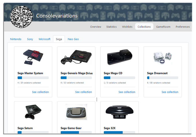 Manage your collection like never before