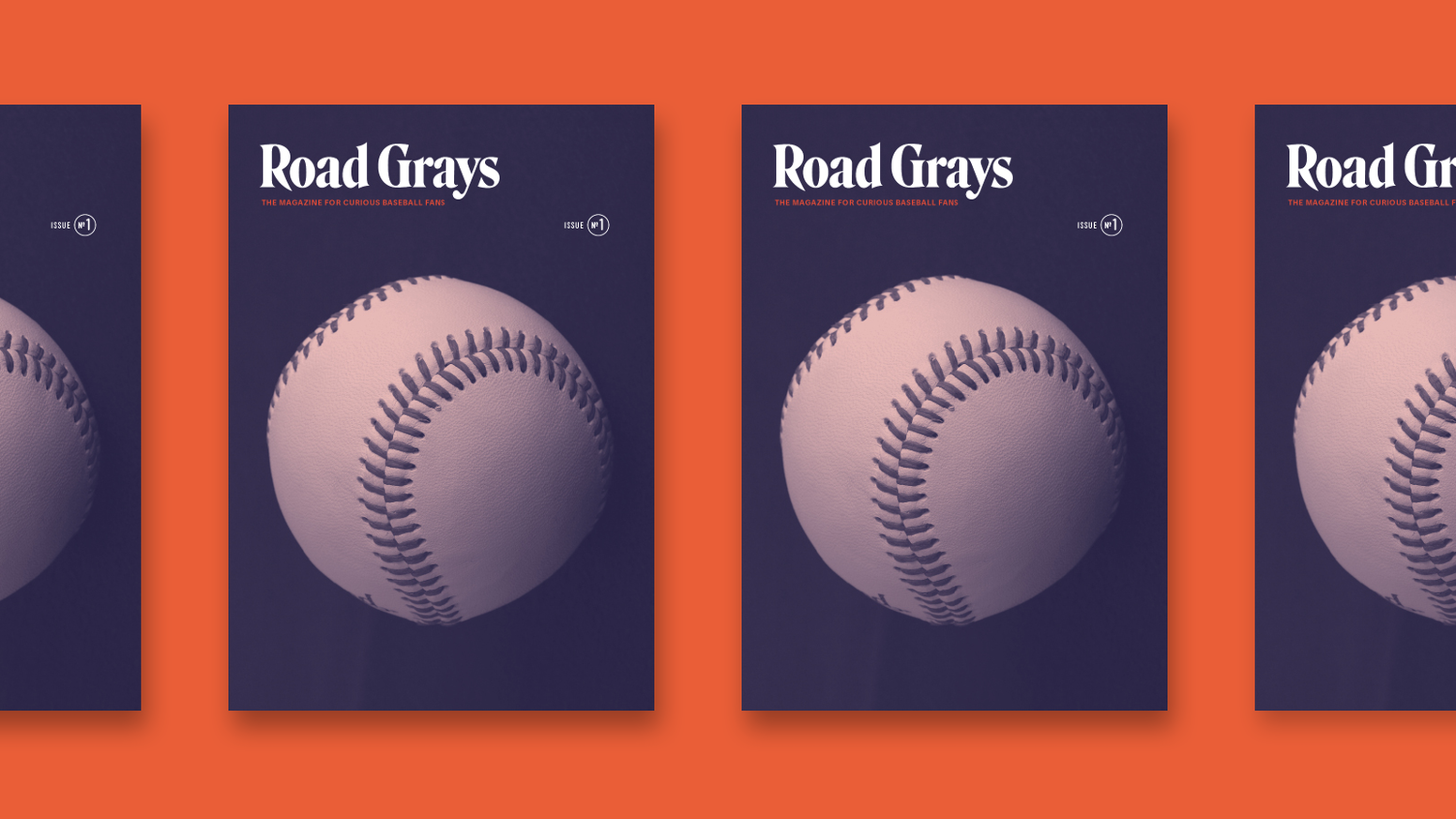 A new print-only independent magazine about baseball, focusing on the human stories behind the game. Issue 1 is out now!