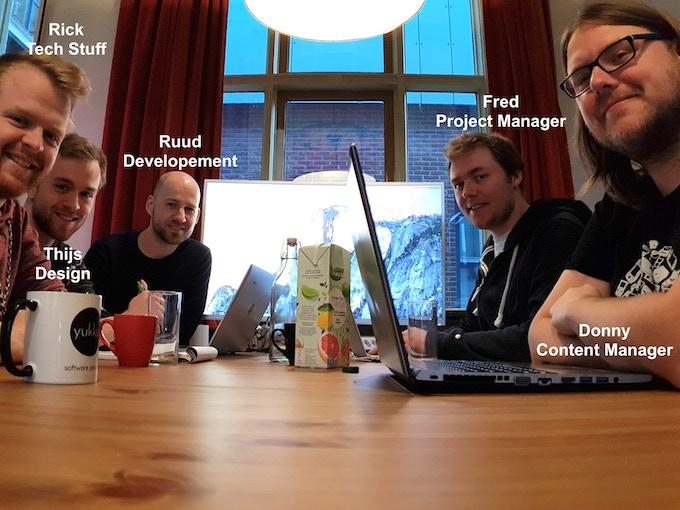 The CV-Team
