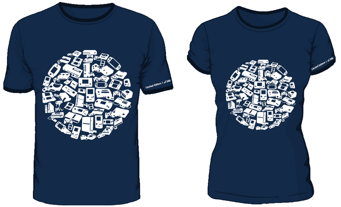Limited Edition T-shirt (Only 500 made)
