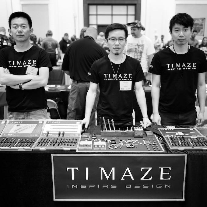 TongYue (Canada), Simon Ke (China), Davis Zhang(America).