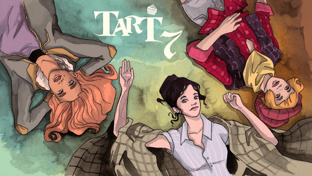 Tart 7 - The kickass fantasy comic goes to Hell & back! project video thumbnail