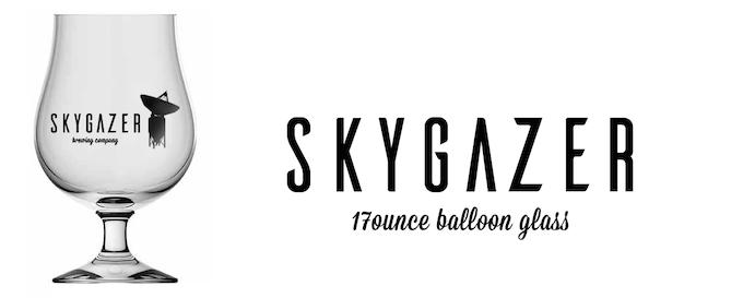 Reward #2 - Skygazer Brand - Rastal Balloon Glass (17 Ounce) Black. 17 ounces allows ample room for a hefty pour without foamover.