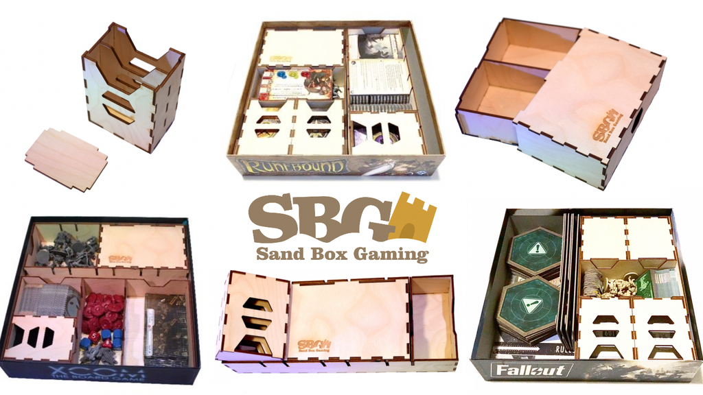 Sand Box Gaming Storage project video thumbnail