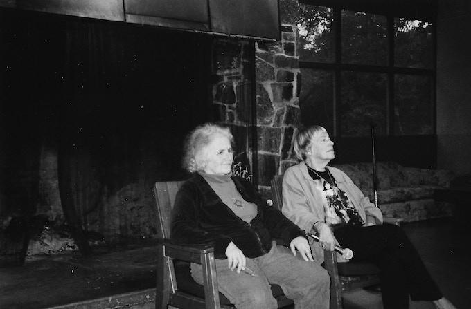 Grace Paley and Ursula K. Le Guin