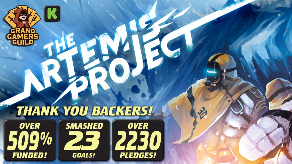 The Artemis Project project video thumbnail