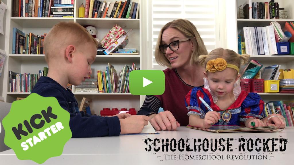 Schoolhouse Rocked: The Homeschool Revolution
