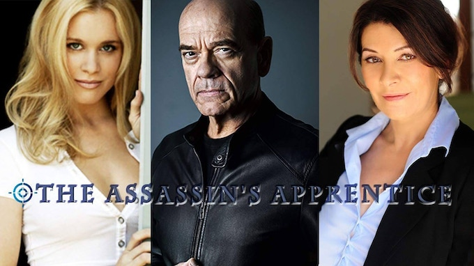 "Our first film, ""The Assassin's Apprentice."""