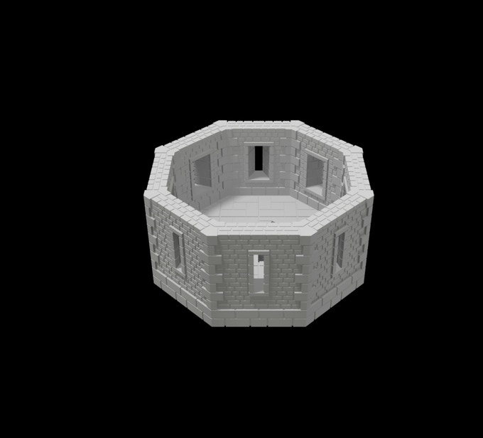 Epix Haven Medieval Rpg Terrain For 3d Printers By Epix
