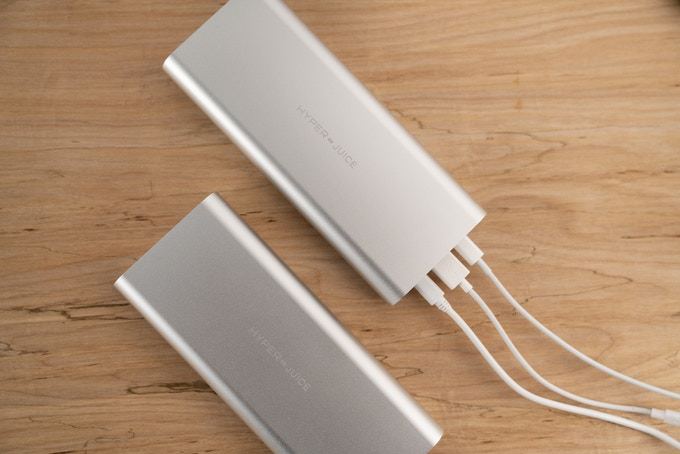 HyperJuice - The Most Powerful USB-C Battery Pack