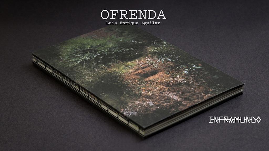 OFRENDA Fotolibro / Photobook. project video thumbnail
