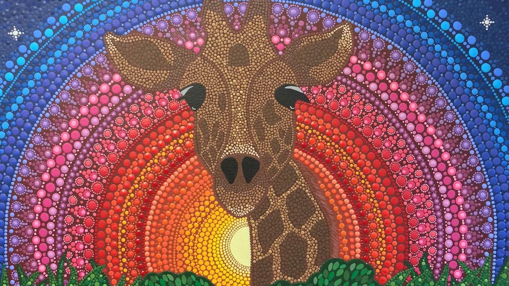 2019 Mandala And Dot Art Calendar By Roxanne Dear By