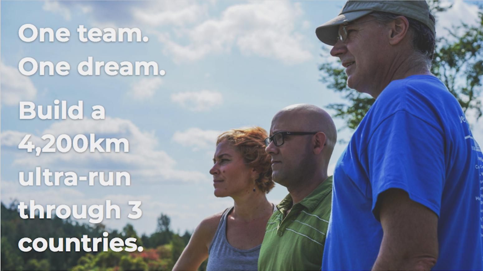 An inspiring adventure that follows the team creating the epic Monarch Ultra relay, a 4,200 km ultra-run through North America.