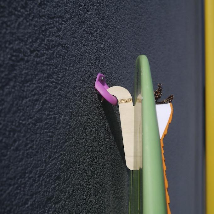 GNARWALL Surfboard Hanger