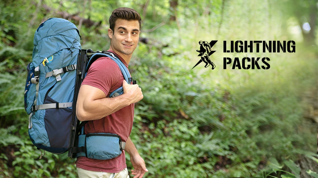 HoverGlide: World's First Floating Backpack
