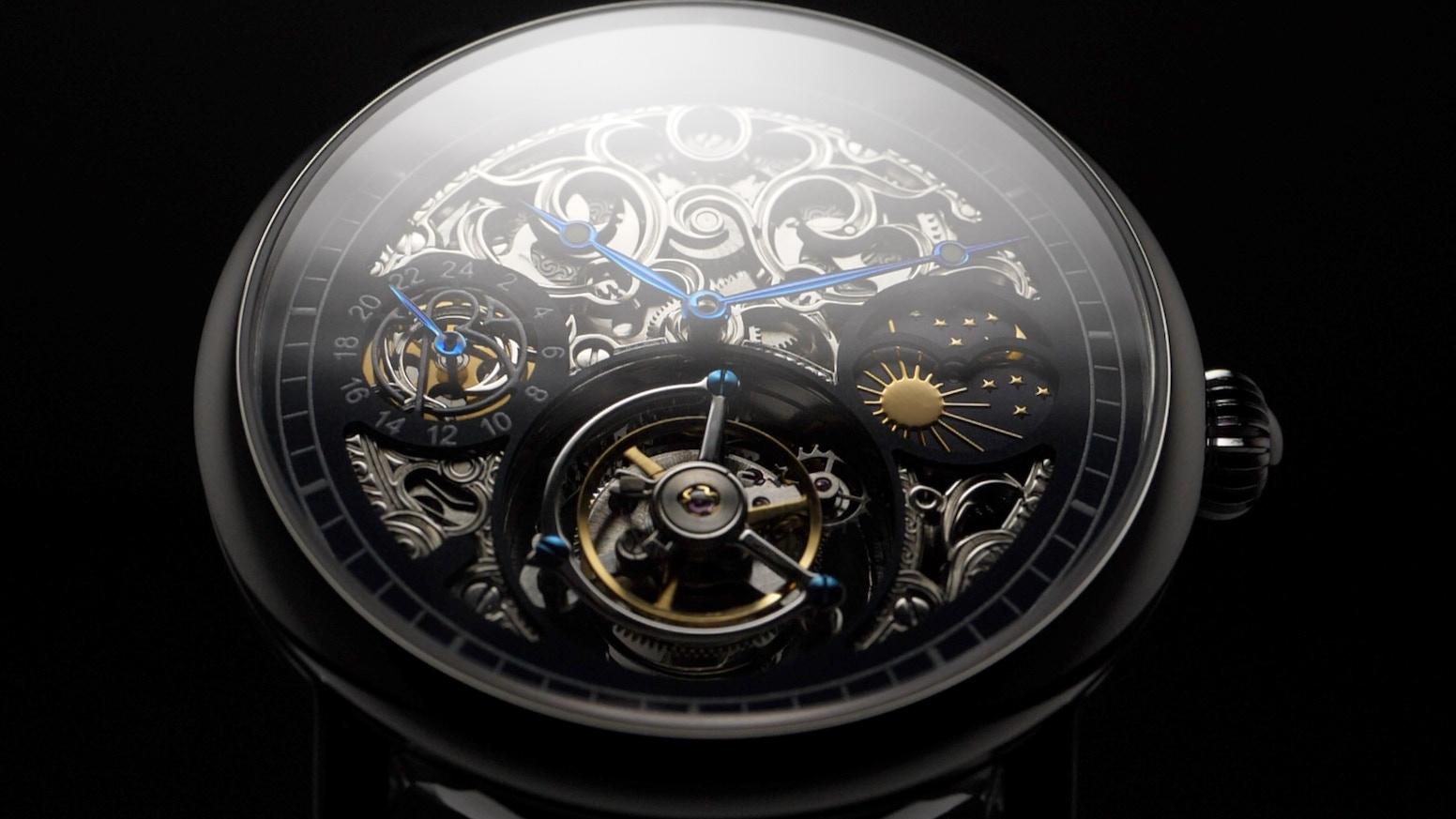 Era Timepieces Certified Millionaire Watches Under 1000 By Michael