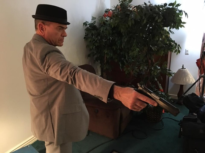 """Robert Picardo as """"Pete"""" in the first film."""