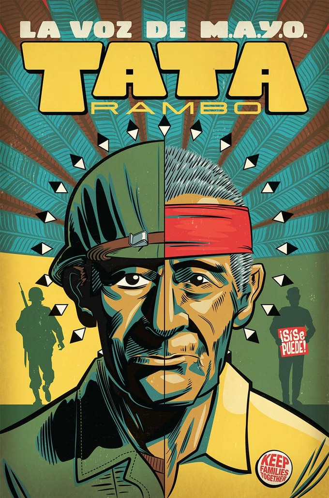 La Voz De Mayo Cover by J. Gonzo