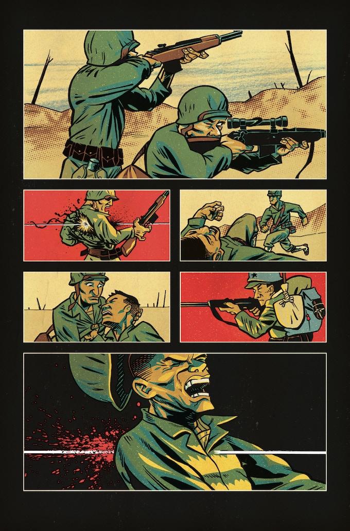 La Voz De Mayo (Page 9) by J. Gonzo