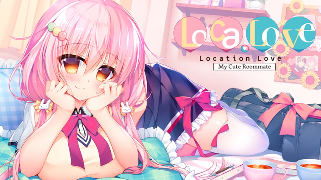 Enjoy a Sugary Sweet Life with Visual Novel Loca-Love!