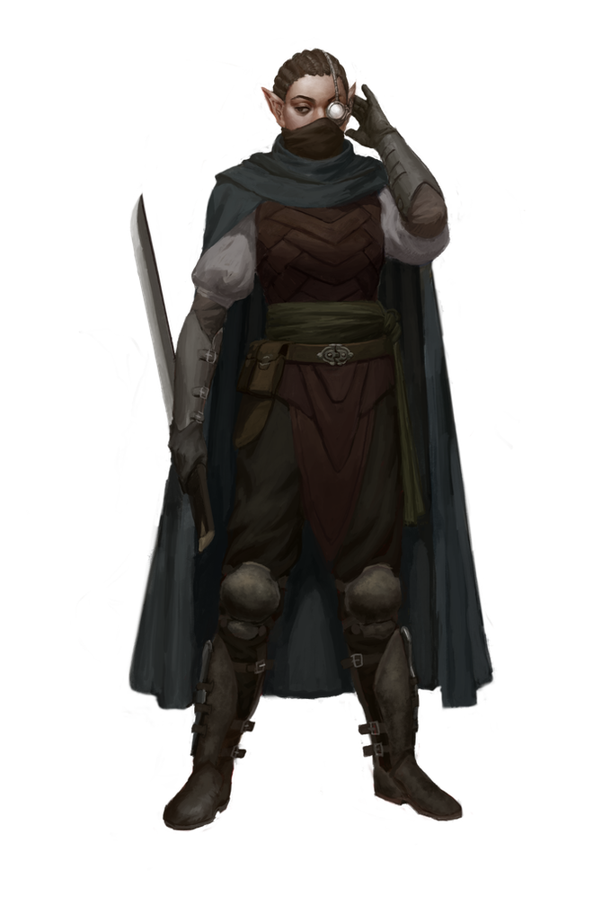 Elven Wraith