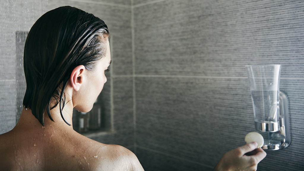 Scentium: turn your shower into a scented wellness retreat