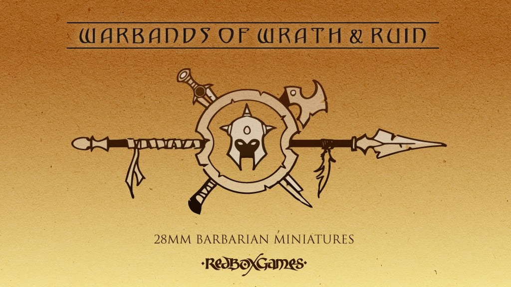 Project image for Warbands of Wrath and Ruin (Canceled)