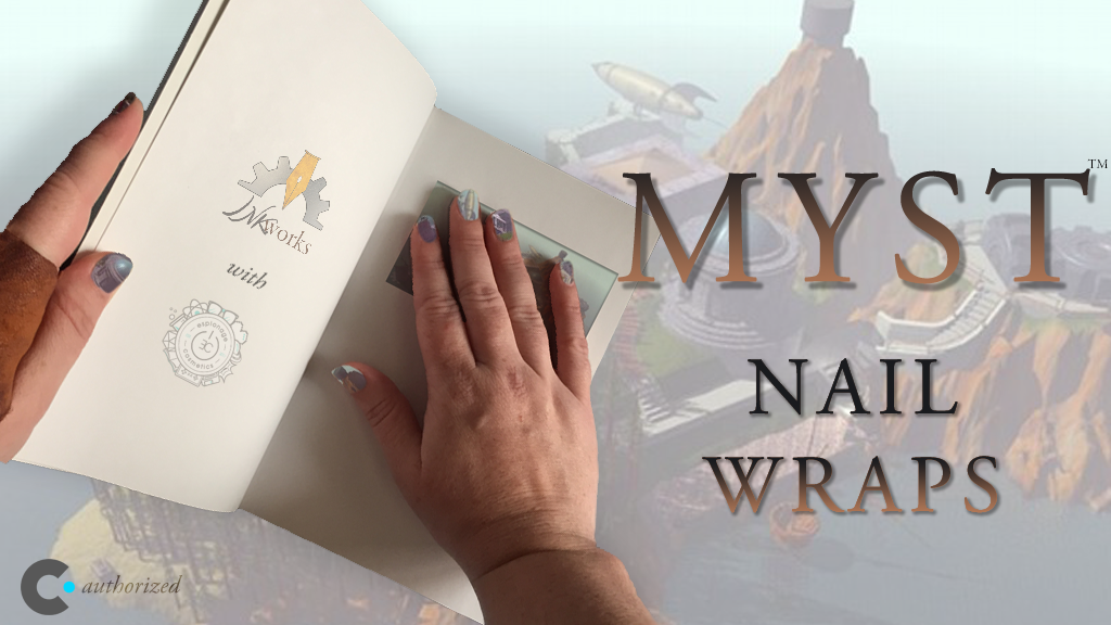 Project image for Limited Edition MYST™ Nail Wraps (Canceled)