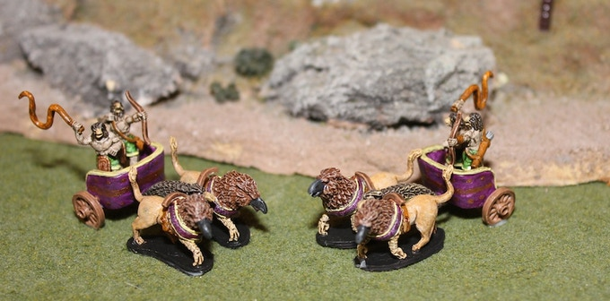 Sons of Horus Chariots