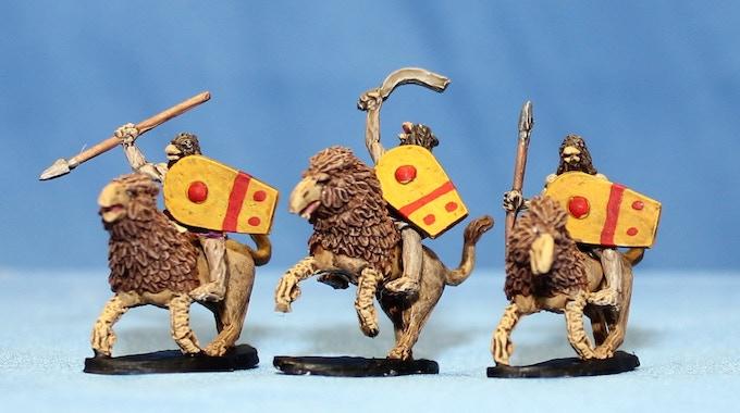Sons of Horus Cavalry