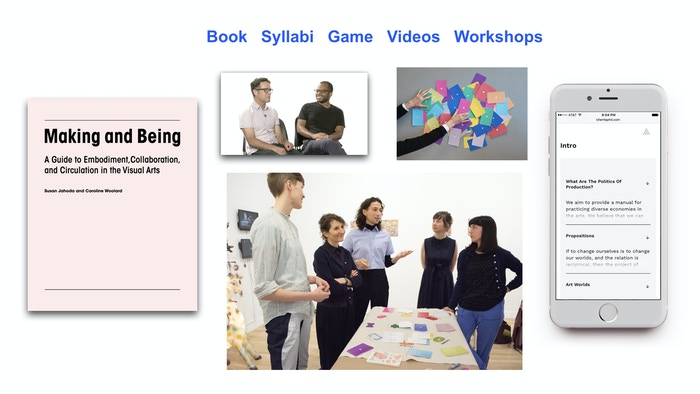 Help create a book, an interactive website, videos, and a card game to foster collaboration, contemplation, and analysis.