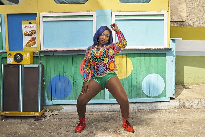 """""""Whether I have a hit song out or not, people always want to see me. Whether it's my blue hair, whether it's the shoes that I wear, whether it's the performance I'm going to do. People want to see Spice because I am always different."""" -Spice"""
