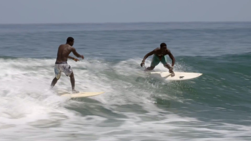 Liberian Surf Documentary project video thumbnail
