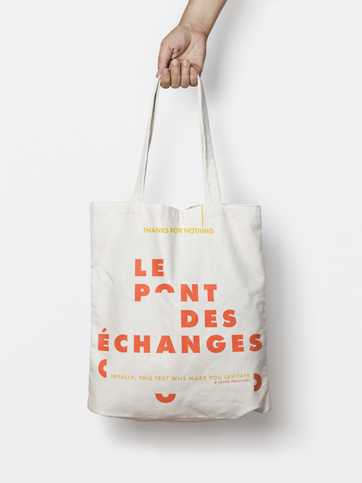 Tote bag édition limitée /Limited edition tote bag