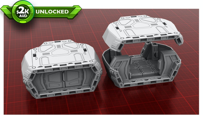 Airlock/Entrance Pod