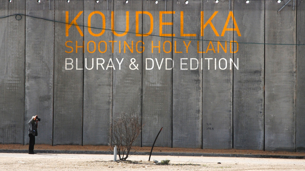 Koudelka Shooting Holy Land - The BluRay & DVD Edition project video thumbnail