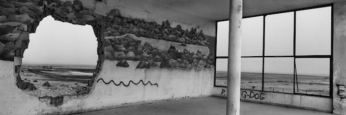 Lido Junction, Near the Dead Sea © Josef Koudelka / Magnum Photos