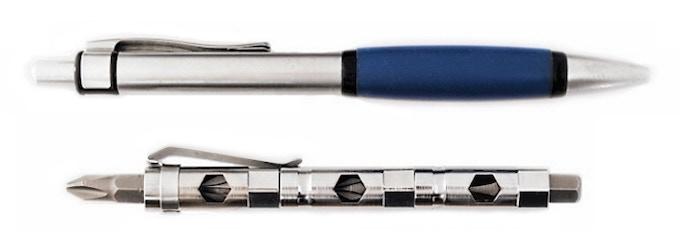 Three bitkys combined are still smaller than a pen