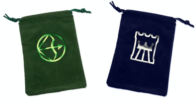 Kickstarter Exclusive (final bag may look different than shown)