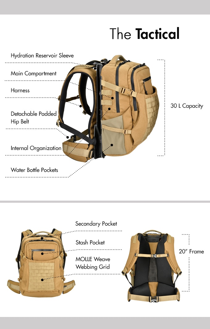 c18623f291 HoverGlide: World's First Floating Backpack by Lightning Packs ...