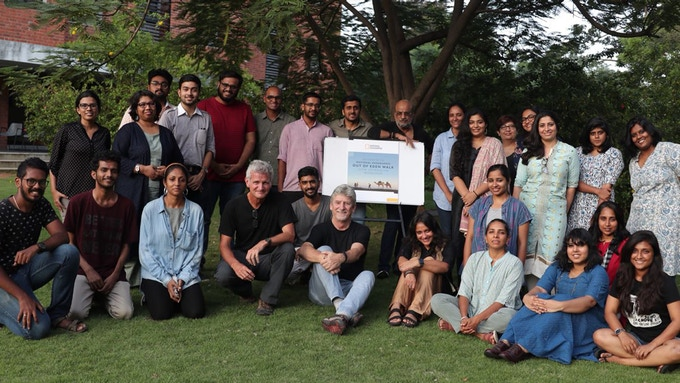 A slow journalism workshop concludes in Chennai, India, this month.