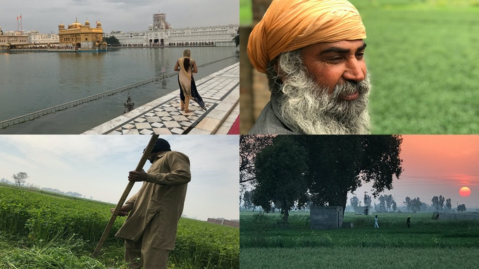 Moments from the Old Silk Road to Eastern Riverlands. Photos by Paul Salopek and Arati Kumar Rao.