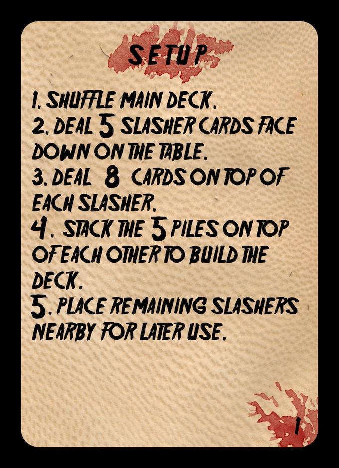 Rule card 1