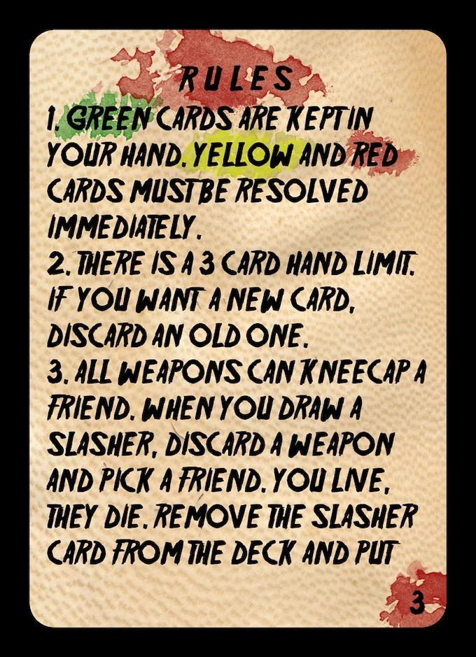 Rule card 3